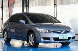 Selling 2nd Hand Honda Civic 2006 Automatic Gasoline in Quezon City