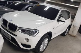 Selling 2nd Hand Bmw X3 2017 Automatic Diesel in Parañaque