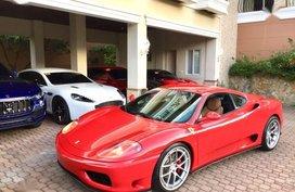 2001 Ferrari 360 Modena for sale in Makati