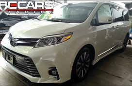 Brand New Toyota Sienna 2019 for sale in Quezon City