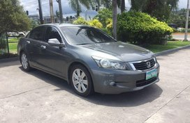 Sell 2nd Hand 2008 Honda Accord at 60000 km in Quezon City
