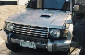 Selling Mitsubishi Pajero 2002 Automatic Diesel in Parañaque