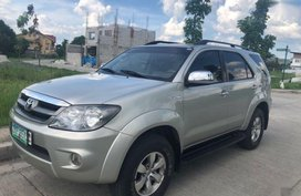 Toyota Fortuner 2007 Automatic Gasoline for sale in Cainta