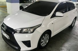Selling Toyota Yaris 2016 in Taguig