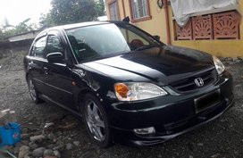 Used Honda Civic 2003 for sale in Quezon City