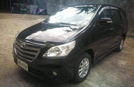 2nd Hand Toyota Innova 2016 Automatic Diesel for sale