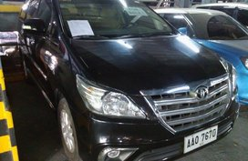 2015 Toyota Innova Automatic Diesel for sale
