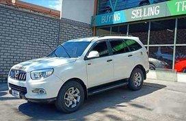 Foton Toplander 2016 Manual Diesel for sale in Pasig City