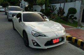 Used Toyota 86 2013 Manual Gasoline for sale in Quezon City