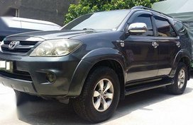 Toyota Fortuner 2008 at 110000 km for sale in Quezon City