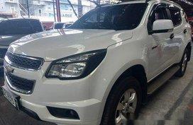 White Chevrolet Trailblazer 2016 for sale Automatic