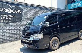 Selling Toyota Hiace 2016 at 161000 km in Pasig