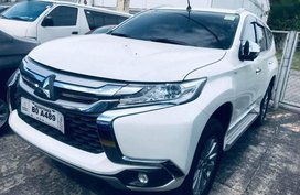 Selling 2nd Hand Mitsubishi Montero 2017 at 60000 km in Quezon City