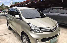 2014 Toyota Avanza for sale in Mandaue