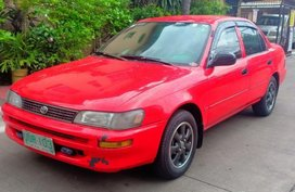 Selling Toyota Corolla 1997 Manual Gasoline in Quezon City