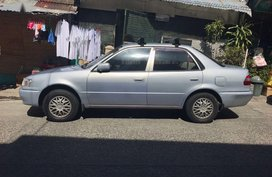 2nd Hand Toyota Corolla 2001 Sedan for sale in Muntinlupa