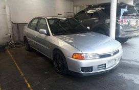 Mitsubishi Lancer 1997 at 100000 km for sale in Quezon City