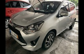 Toyota Wigo 2018 Hatchback Automatic Gasoline for sale