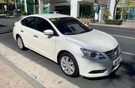 Nissan Sylphy 2017 Automatic Gasoline for sale in Quezon City