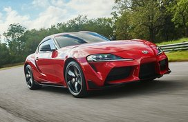 Rejoice! The Toyota Supra 2019 is about to be released in the Philippines!