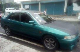 Used Mitsubishi Lancer 1997 Manual Gasoline for sale in Manila