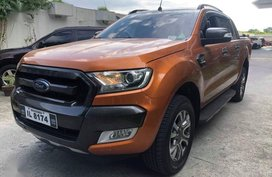 Selling 2nd Hand Ford Ranger 2016 in Las Piñas