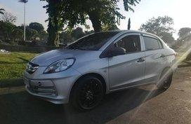 Honda Brio Amaze 2015 Manual Gasoline for sale in Meycauayan