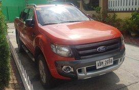 Selling 2nd Hand Ford Ranger 2015 in San Fernando
