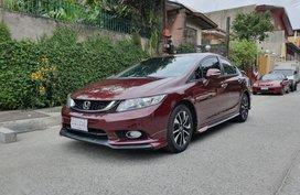 Selling Honda Civic 2015 in Quezon City