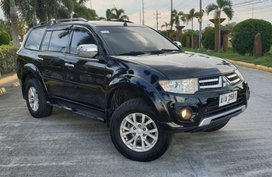 Mitsubishi Montero 2015 Automatic Diesel for sale in Angeles