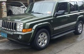Jeep Commander 2007 Automatic Gasoline for sale in Marikina