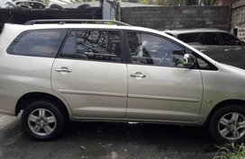 Sell 2nd Hand 2008 Toyota Innova Automatic Diesel at 90000 km in Valenzuela
