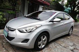 Hyundai Elantra 2012 Manual for sale in Valenzuela City