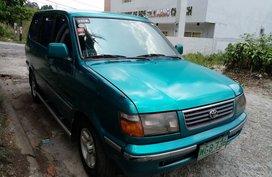Selling Blue Toyota Revo 1999 at 120000 km