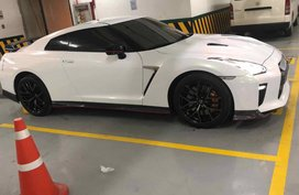 Sell 2nd Hand 2018 Nissan Gt-R Automatic Gasoline in Pasay