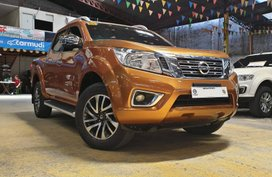 Sell Used 2018 Nissan Navara at 5000 km in Quezon City