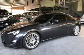 Selling Toyota 86 2013 Manual Gasoline in Pasig