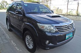 Selling 2nd Hand Toyota Fortuner 2012 at 90000 km in Quezon City