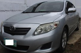 2nd Hand Toyota Corolla Altis 2008 for sale in Bacoor