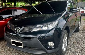 2nd Hand Toyota Rav4 2015 Automatic Gasoline for sale in Talisay