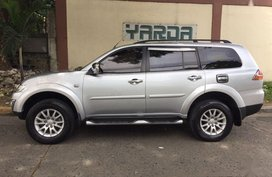 Selling 2nd Hand Mitsubishi Montero 2012 in Quezon City