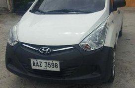 Hyundai Eon 2014 Manual Gasoline for sale in Mandaue