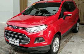 Sell 2nd Hand 2017 Ford Ecosport at 19000 km in Quezon City