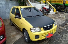 2nd Hand Suzuki Alto 2009 for sale in Cebu City