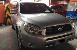 Sell 2nd Hand 2007 Toyota Rav4 Automatic Gasoline at 86000 km in Quezon City