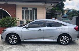 Selling Silver Honda Civic 2016 Sedan in Manila