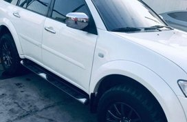 2nd Hand Mitsubishi Montero 2012 for sale in Quezon City