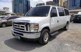 White Ford E-150 2010 for sale in Pasig