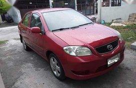 Selling 2nd Hand Toyota Vios 2004 Manual Gasoline at 110000 km in Dasmariñas