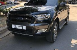 2nd Hand Ford Ranger 2016 for sale in Pasig